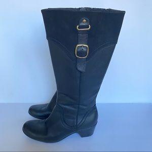 Clark's Women's 9 Boots Ingalls Delaware Black